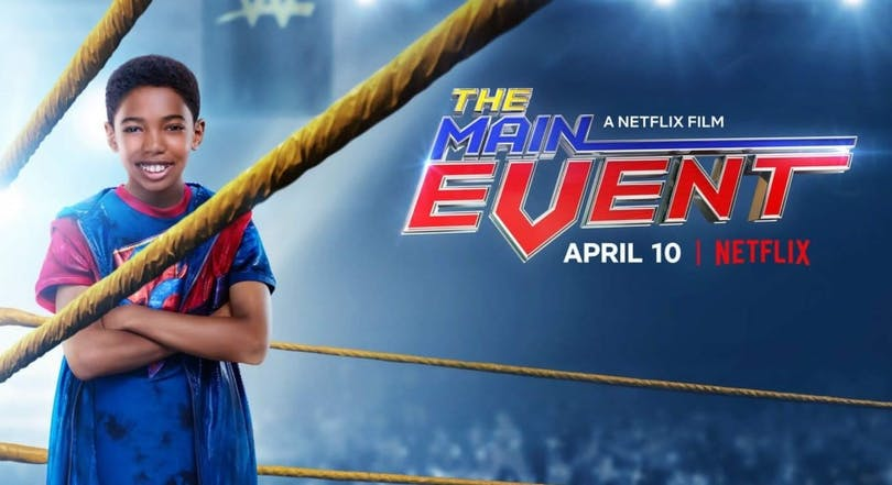 Main Event cover