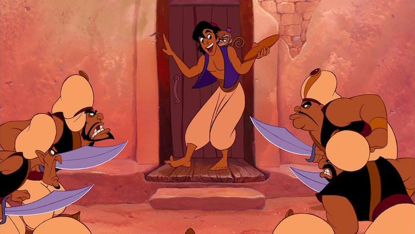 Aladdin är ständigt aktuell i snack om rasism i disney