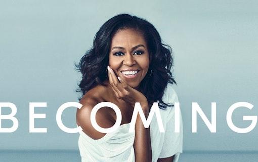 Netflix gör film på Michelle Obamas bokturné