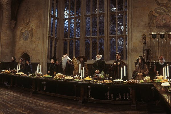 Bordet i Harry Potter