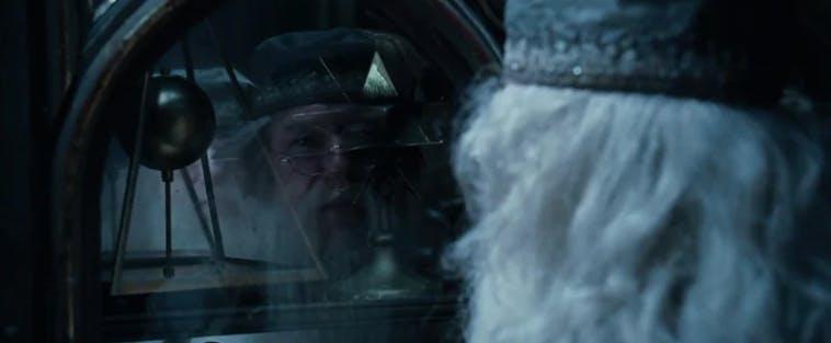 """Professor Dumbledore i """"Harry Potter""""."""