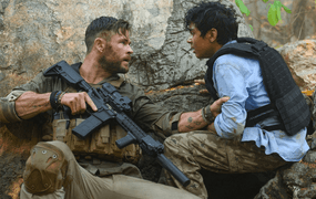 Chris Hemsworth i ny Netflix thriller
