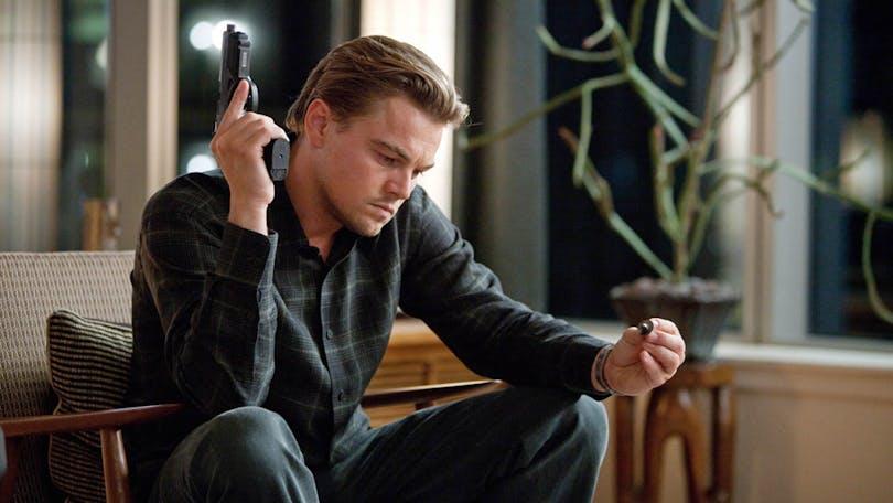 Leonardo DiCaprio i Inception
