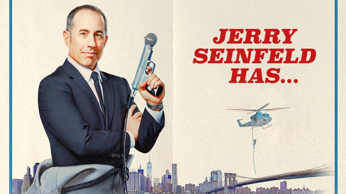 Jerry Seinfeld Netflixspecial