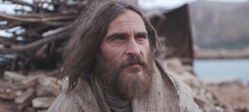 Joaquin Phoenix som Jesus.