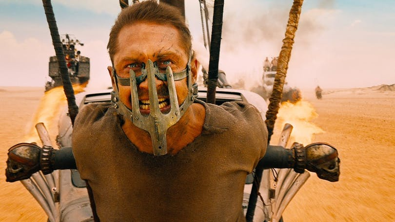 Tom Hardy i Mad Max: Fury Road