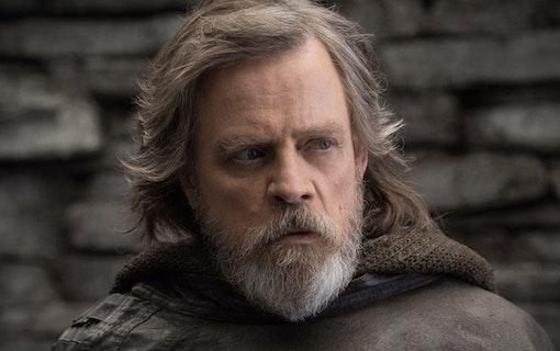 Mark Hamill tar farväl av Star Wars