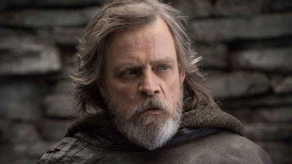 Mark Hamill tar farväl av Star Wars