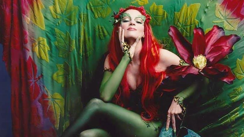Poison Ivy i Batman & Robin.