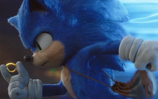Se hur man spelade in Sonic