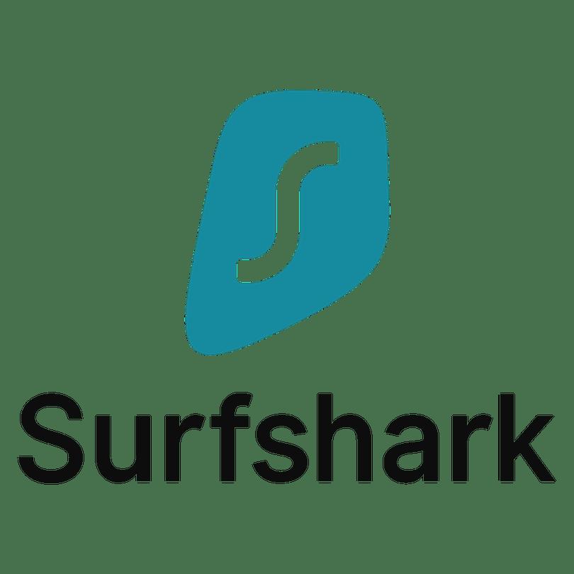 SurfSharks logotyp.