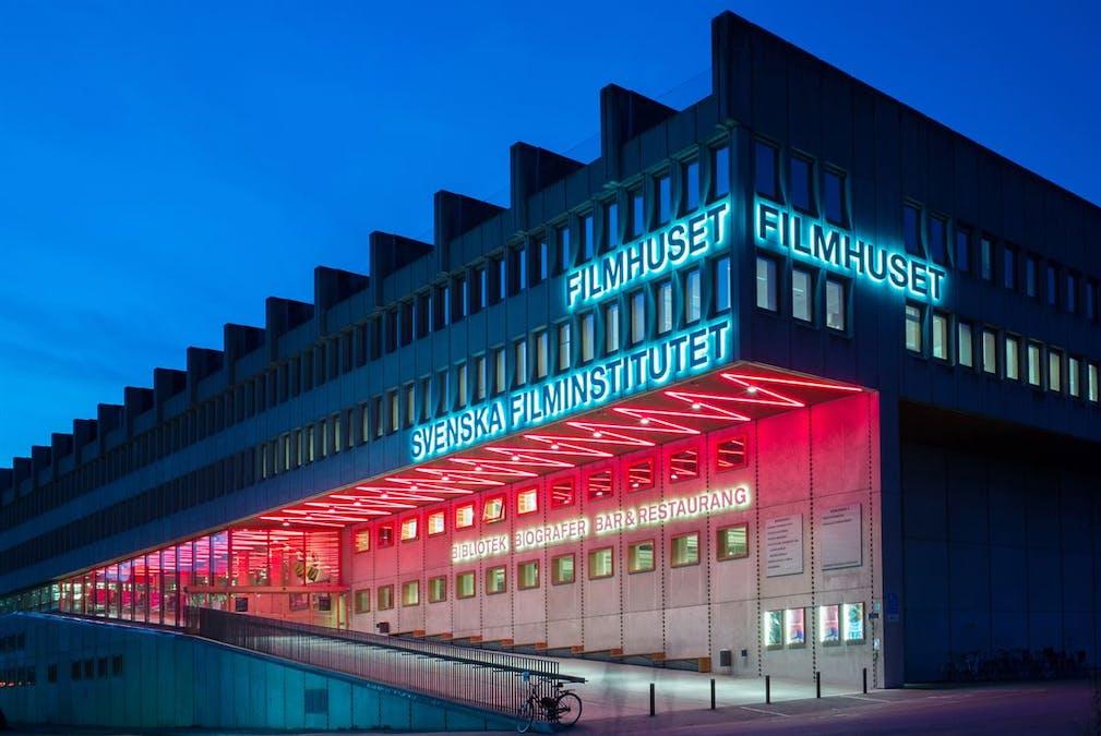 Många spännande titlar får produktionsstöd av Svenska Filminstitutet