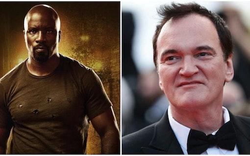 Tarantino ville göra film om Luke Cage