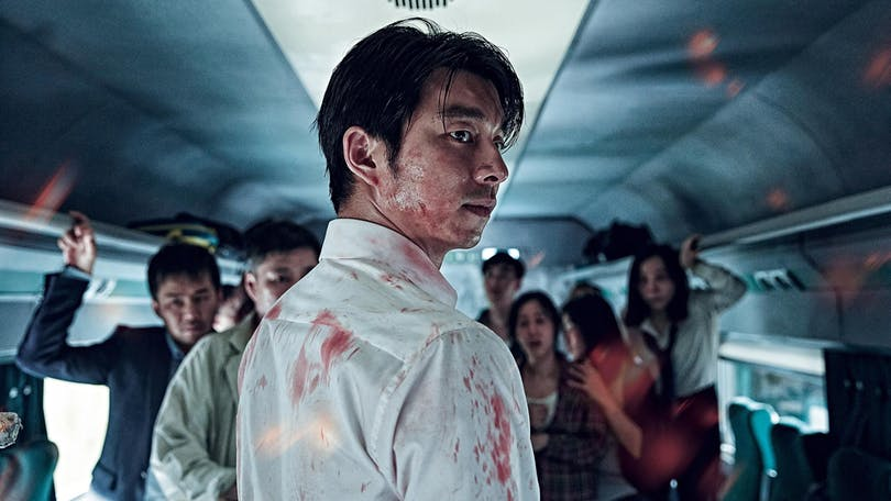 "Stillbild ur ""Train to Busan""."