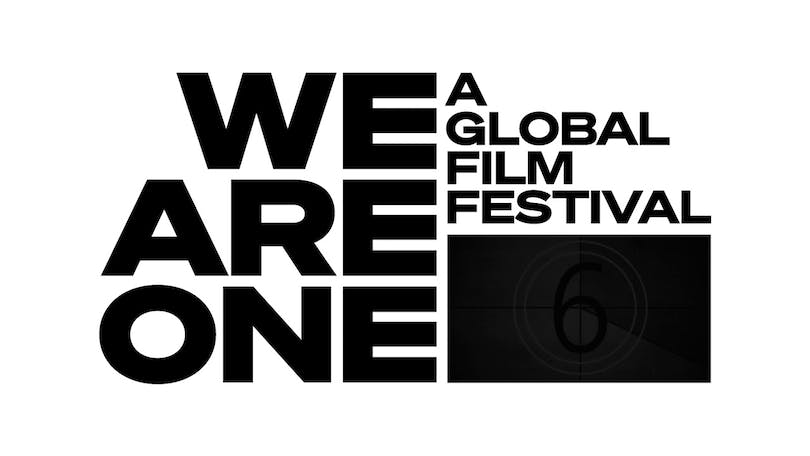 Poster för We Are One: A Global Film Festival