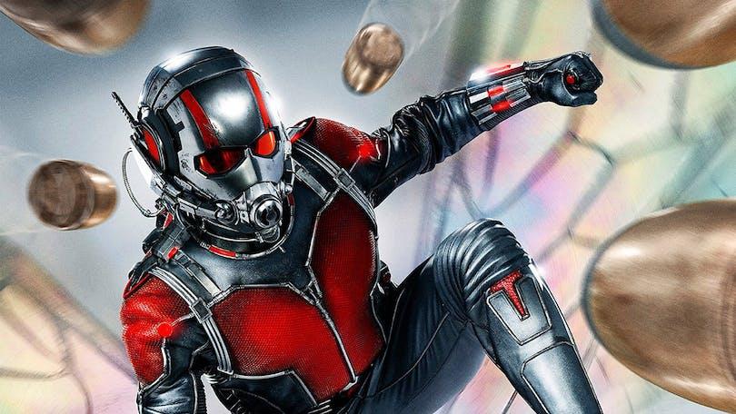 Ant-Man 3.