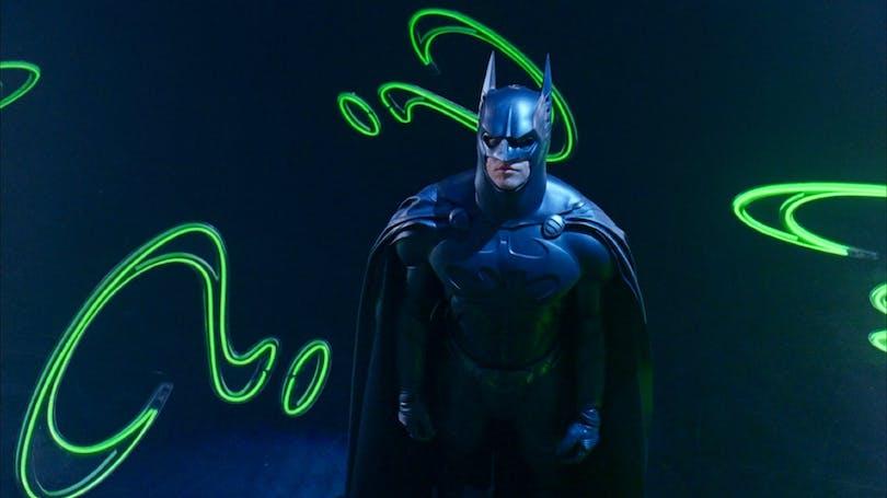 Val Kilmer som Batman