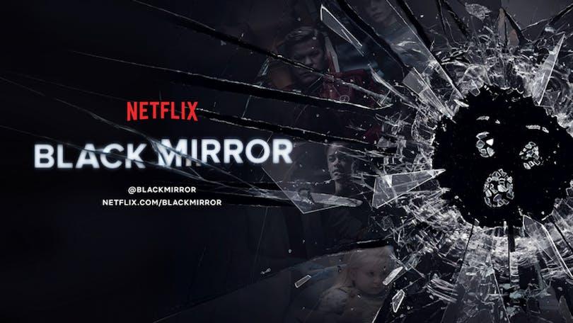 Black Mirror på Netflix
