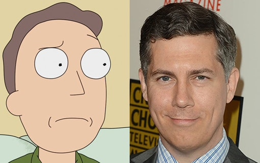 Chris Parnell (Rick and Morty)