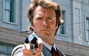 Clint Eastwood som Dirty Harry. Foto: Warner Bros. Pictures.