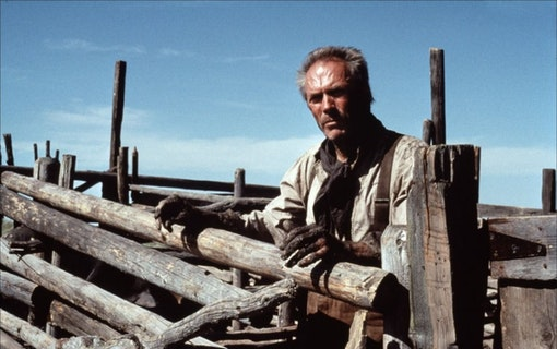 Clint Eastwood i Unforgiven