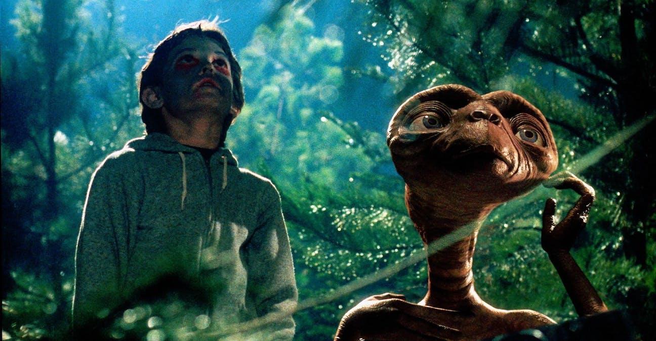 Cannes inställt – ersattes av E.T. drive in