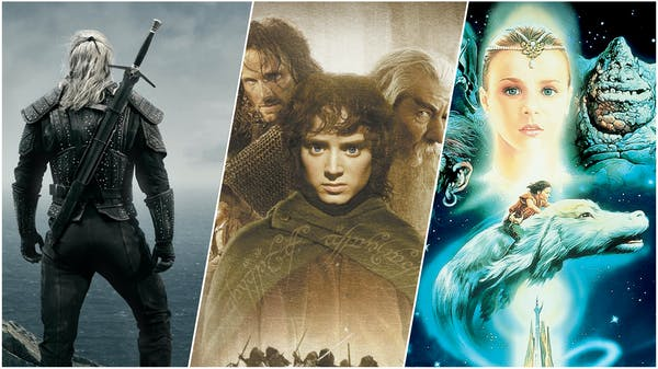 The Witcher, Lord of the Rings, Den oändliga historien