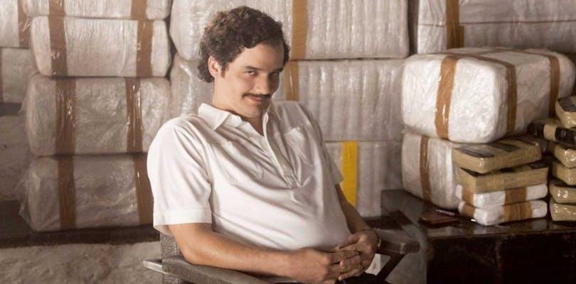 Narcos: tredje bästa originalserien på Netflix