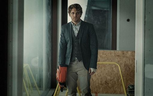 Bild på skådespelaren Anastasios Soulis. Foto: Eric Lundbäck
