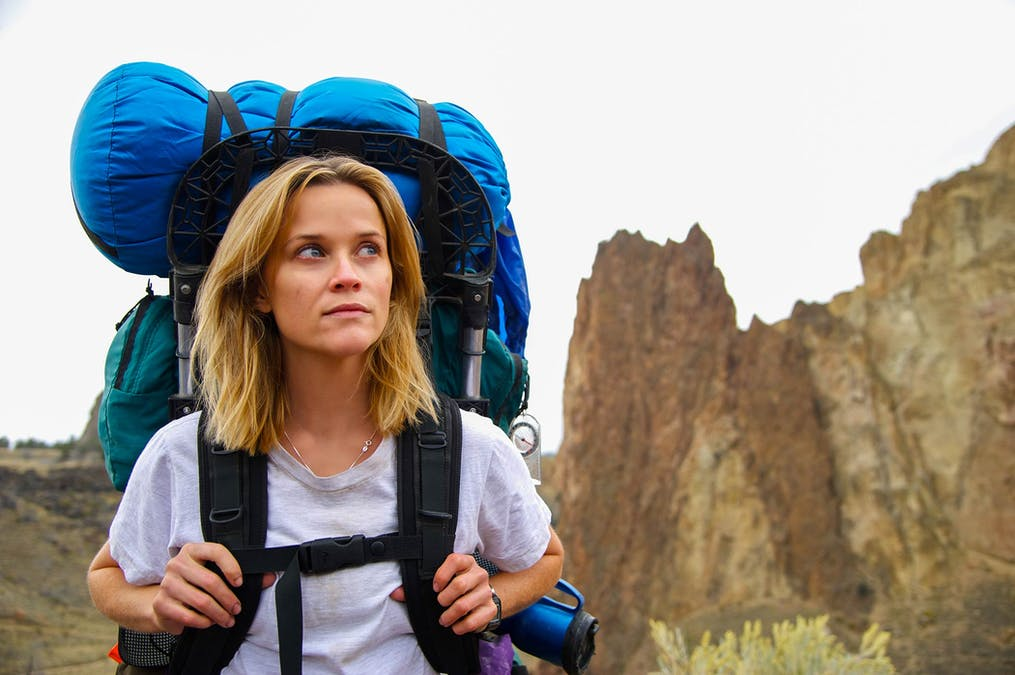 Reese Witherspoon i Wild.