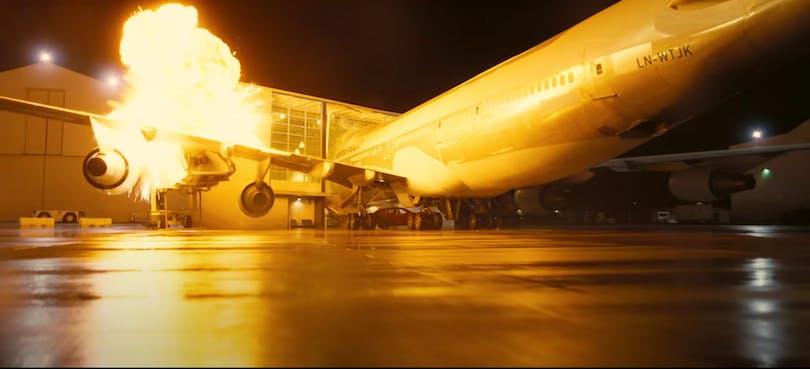 Boeinger 747