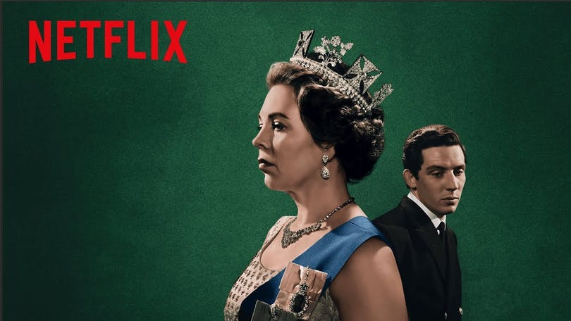 Olivia Colman i The Crown