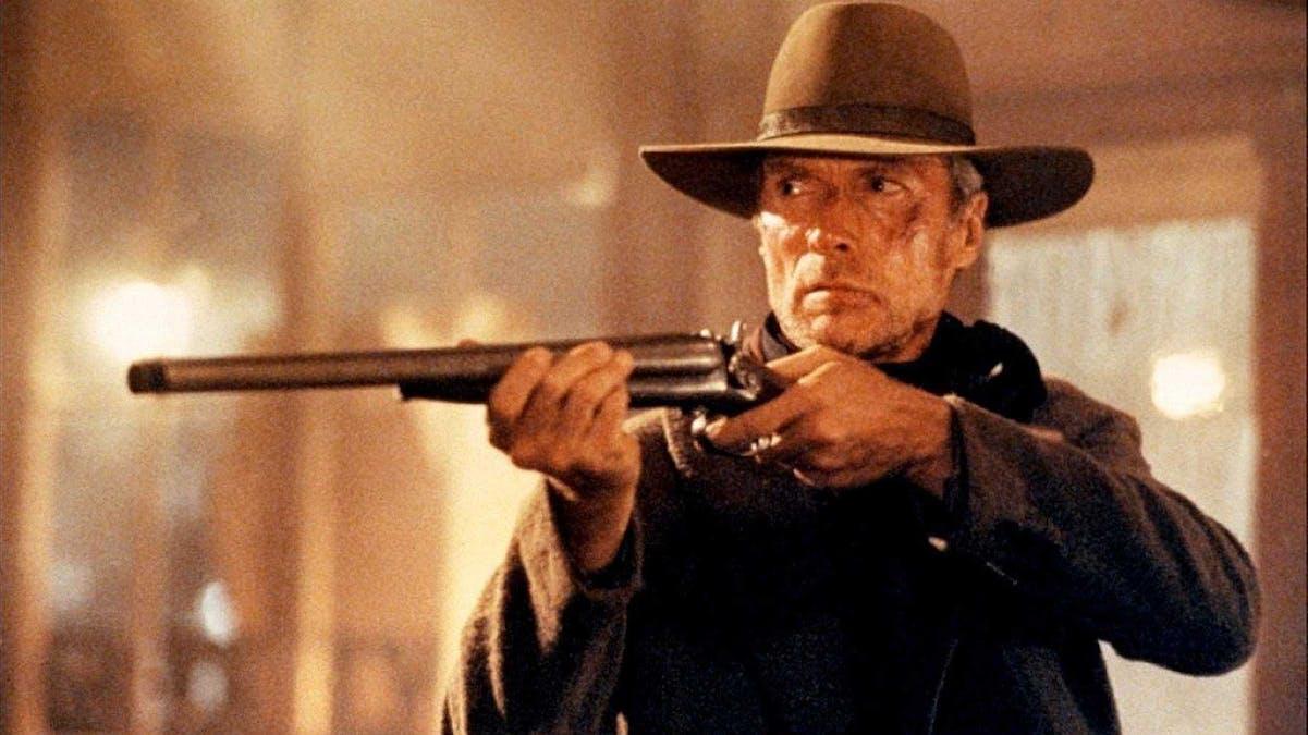 Clint Eastwood i Unforgiven