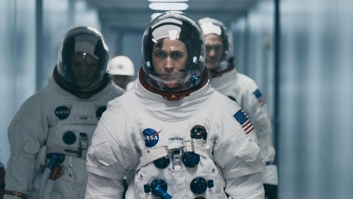 Ryan Gosling återvänder till rymden med ny film