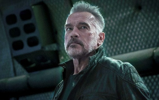 Schwarzenegger i spionserie på Netflix