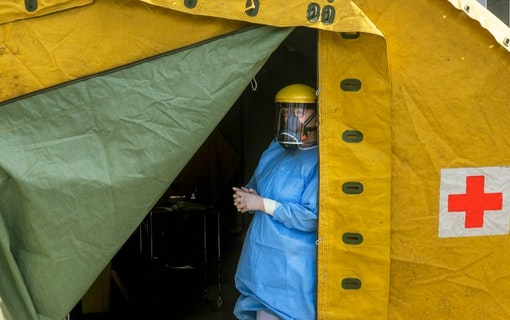 Berättelser från frontlinjen – kampen mot coronaviruset