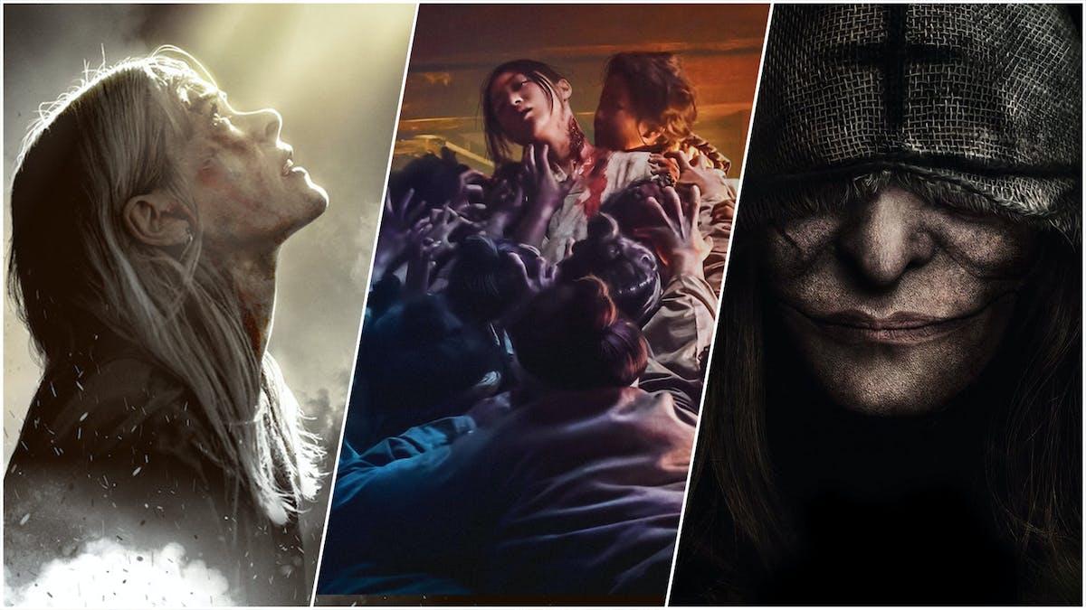 Bästa skräckserierna på Netflix 2020 – originalserier, slashers, zombies