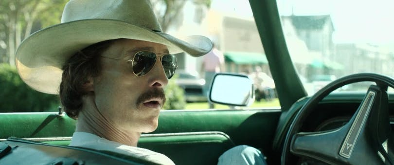 Matthew McConaughey i Dallas Buyers Club
