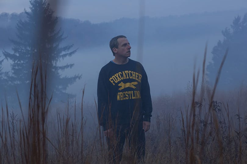 Steve Carell i Foxcatcher