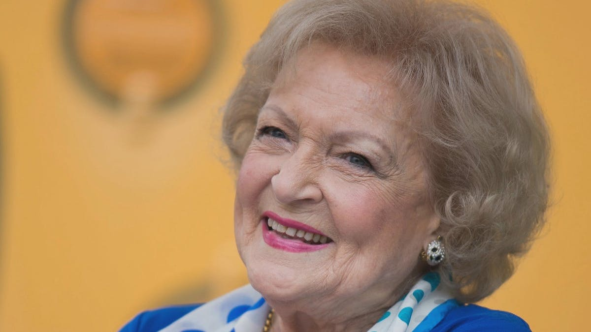 98-åriga Betty White gör ny julfilm