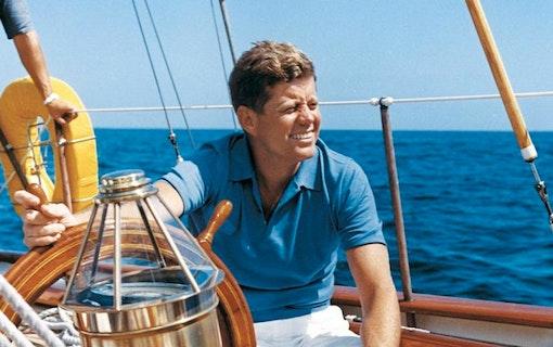 Sommarinspiration – Modeikonen John F. Kennedy