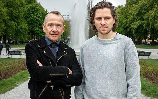 Skandalrelationen mellan Gustav V och källmästare Kurt Hajiby blir serie