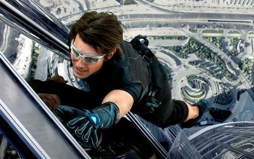 Tom Cruise vill göra film i rymden –med NASA