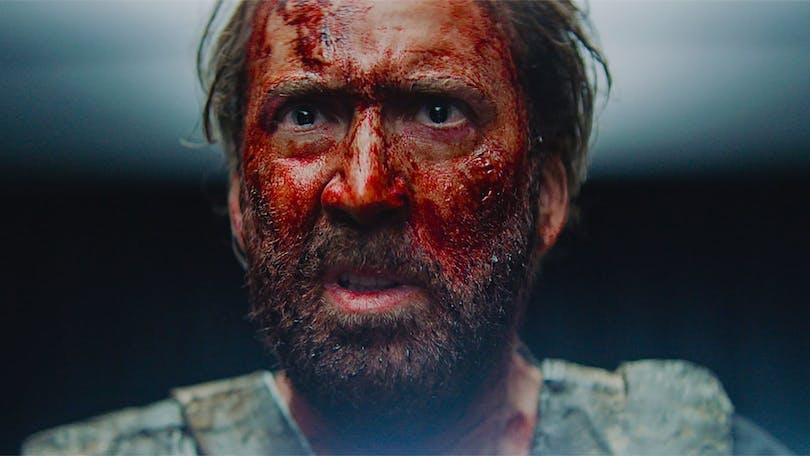 Nicolas Cage i Mandy