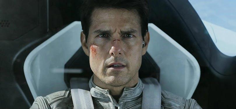 "Tom Cruise i ""Oblivion""."