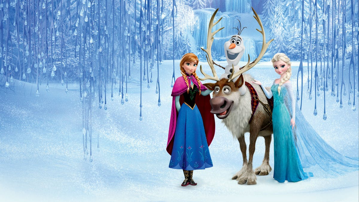 Disney gör otecknad Frost-film