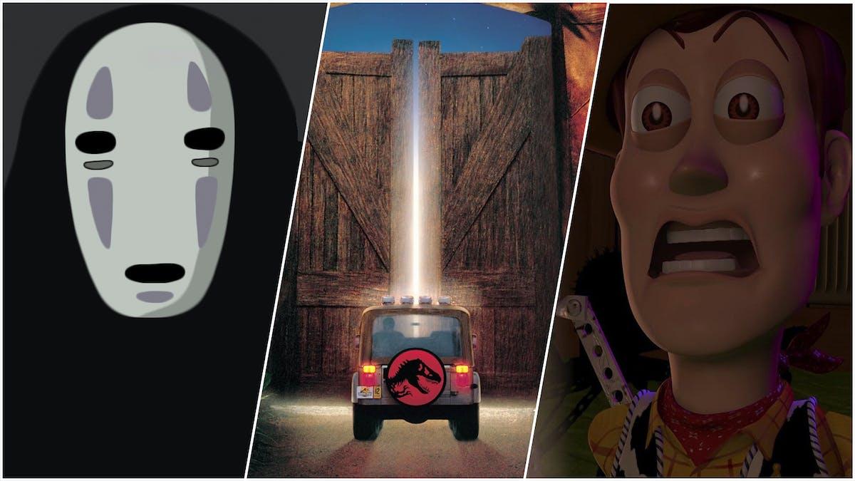 Filmer som skrämde mig som liten