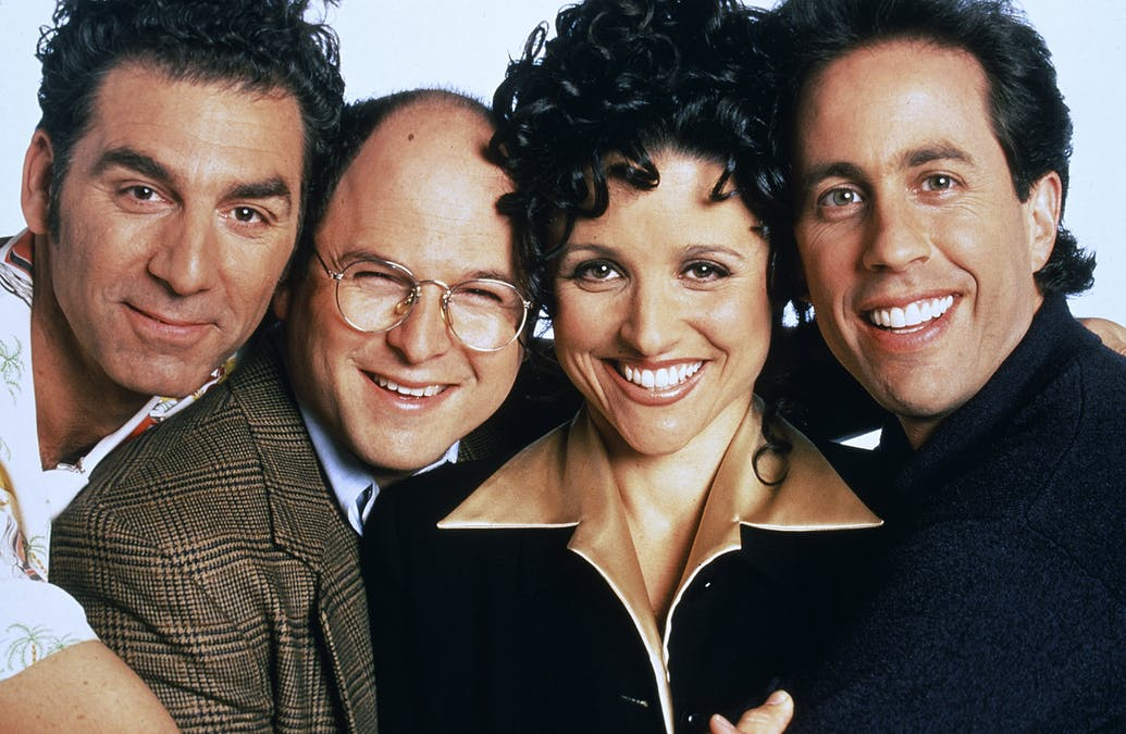 Larry David avslöjar sitt favoritavsnitt av Seinfeld