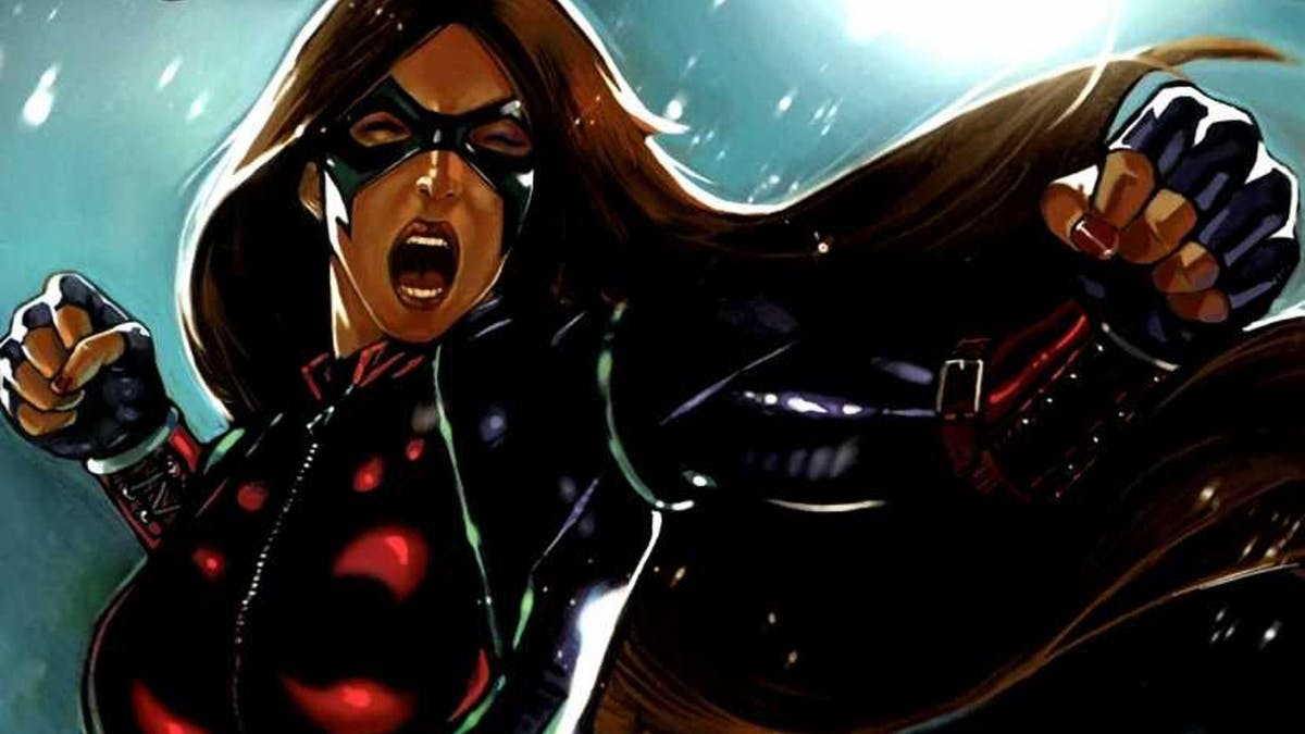 Sony satsar på gravid superhjälte