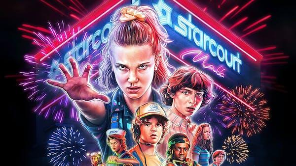 Bästa originalserierna från Netflix – enligt Imdb